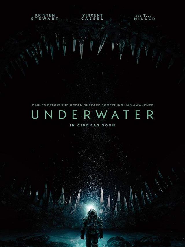 Fakta Kristen Stewart Dalam Film Underwater