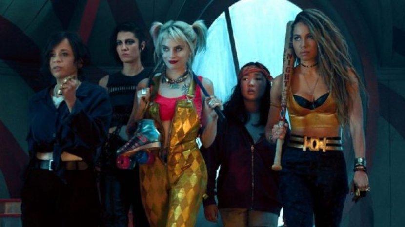Margot Robbie Sebagai Supervillain Di Birds of Prey