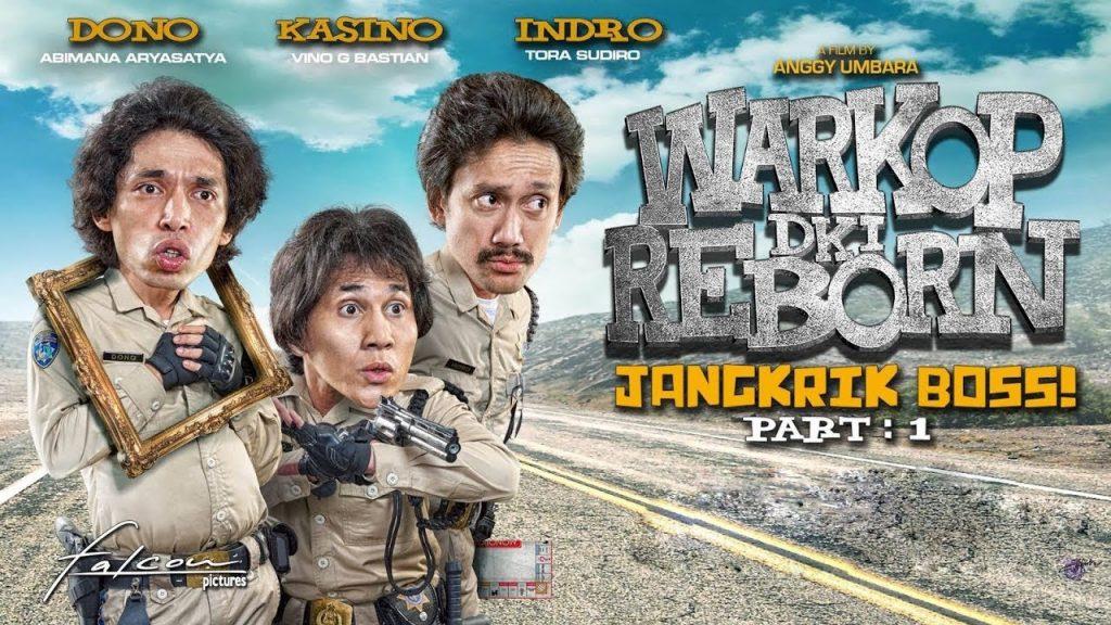 Film-Film Indonesia Dengan Penonton Terbanyak